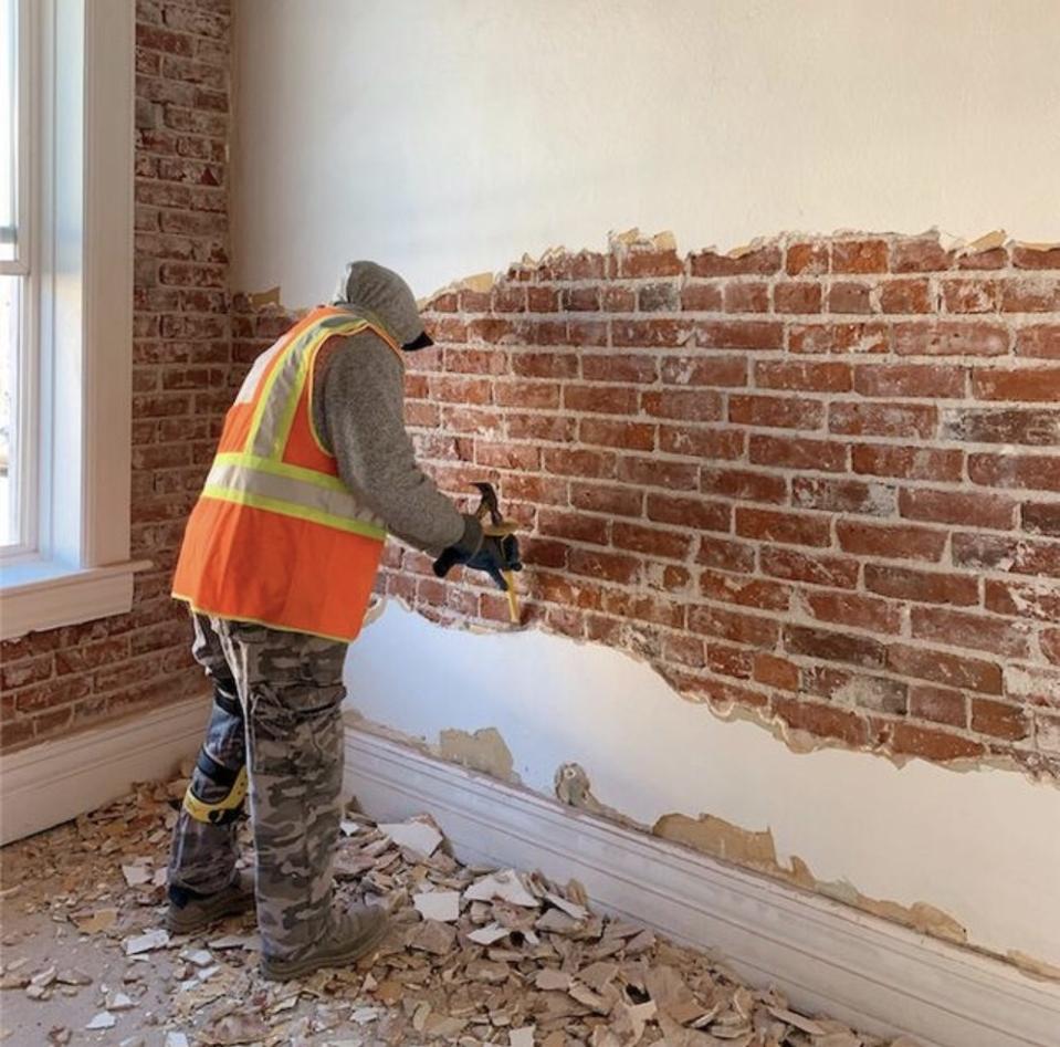 Renovations at the Jesse Hotel, Reno
