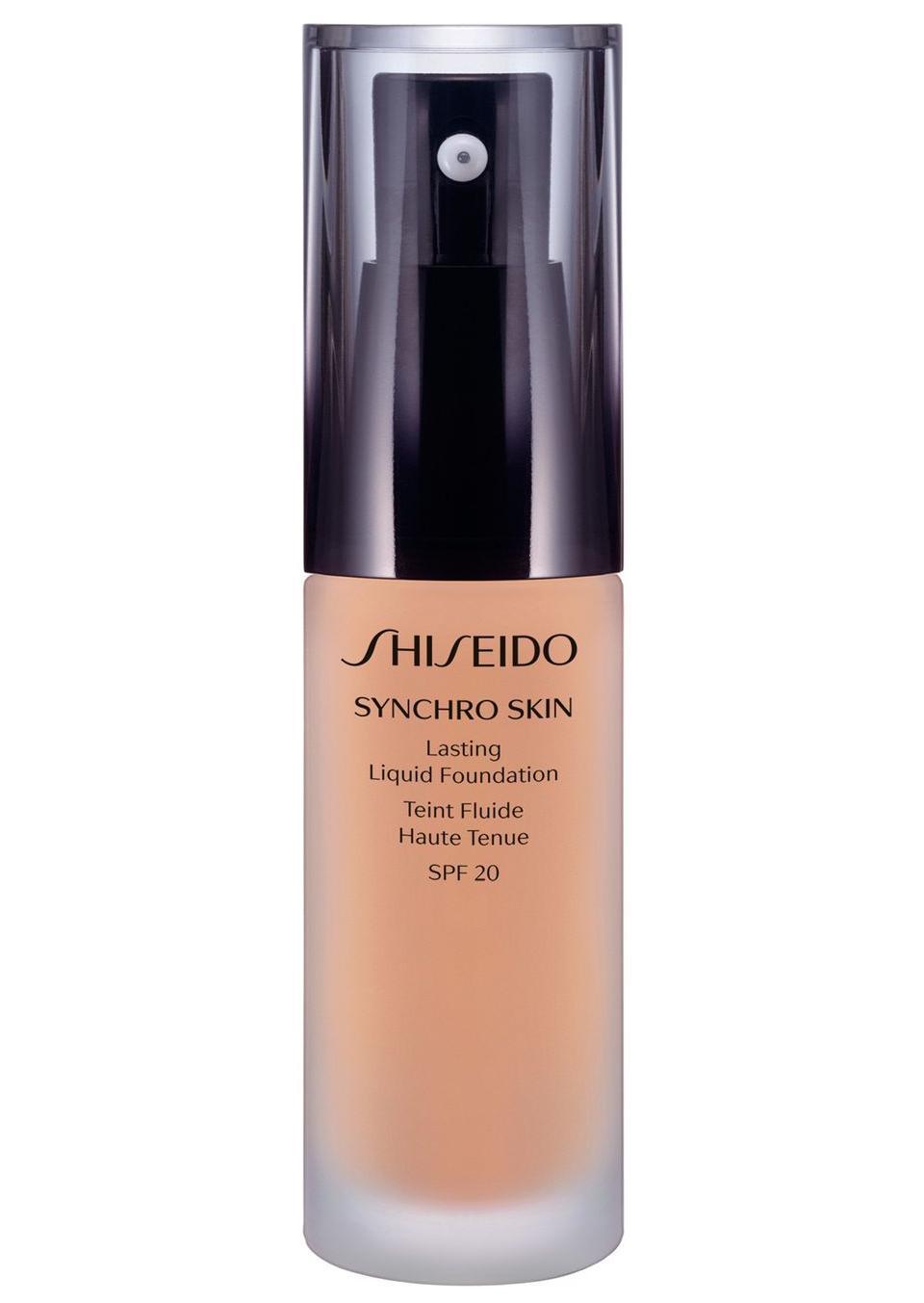SHISEIDO Synchro Skin Lasting Liquid Foundation