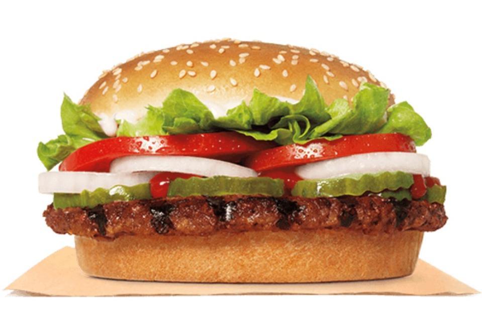 Burger King on DoorDash
