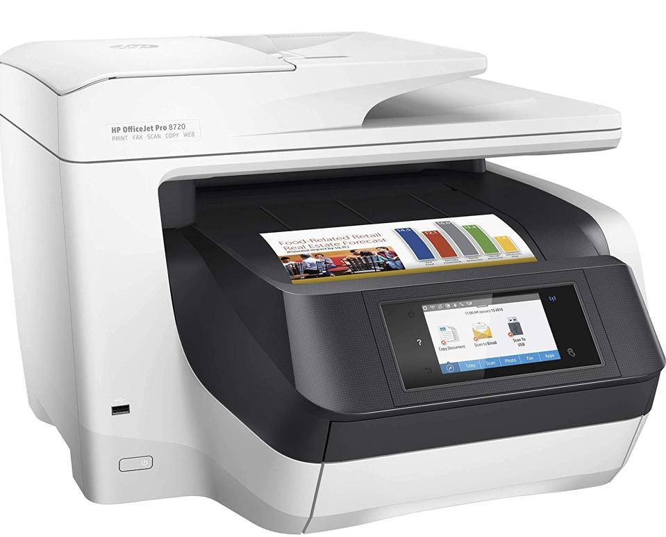 Printer Review: HP OfficeJet Pro 8710 vs  HP OfficeJet Pro 8720