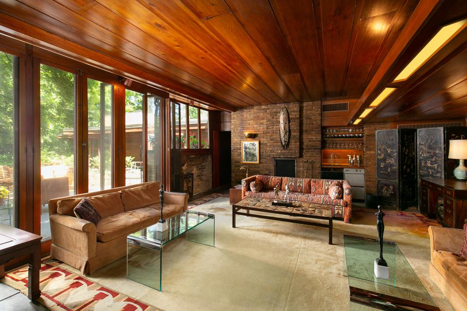 Wright living room