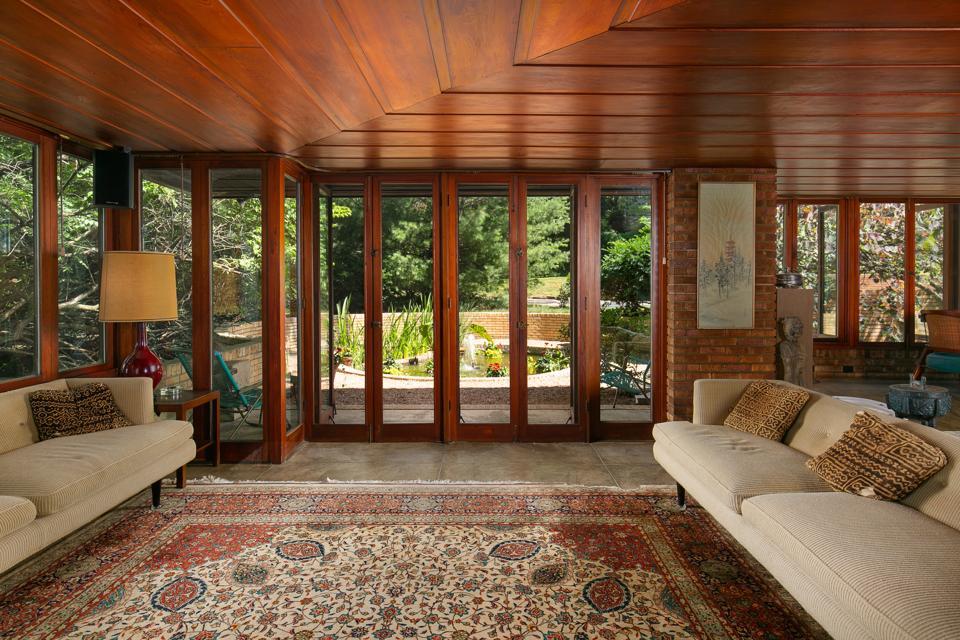 Wright patio doors
