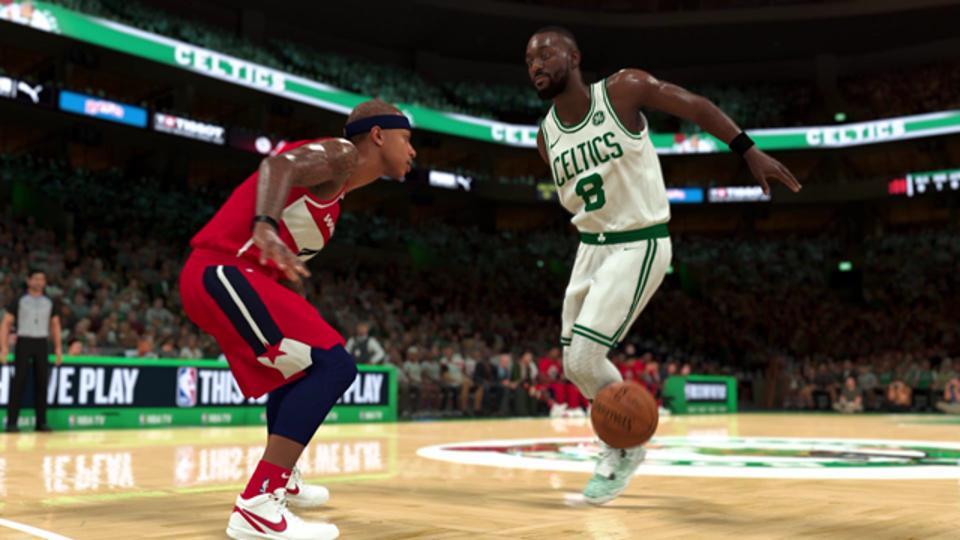NBA 2K20 Kemba
