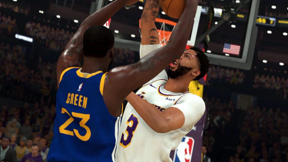 NBA 2K20' Gameplay Blog And News: How New Features Will