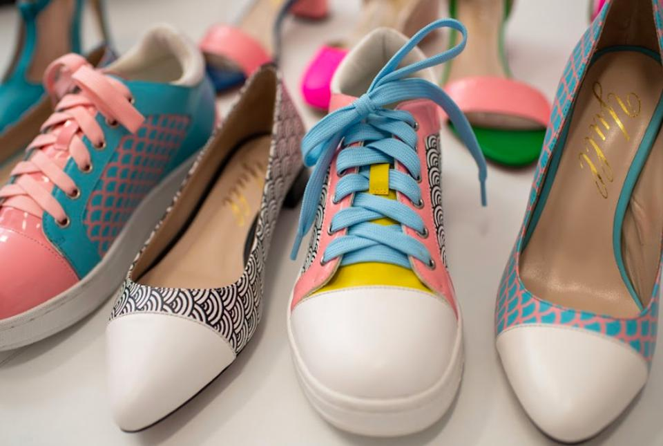 Shoes from Yull