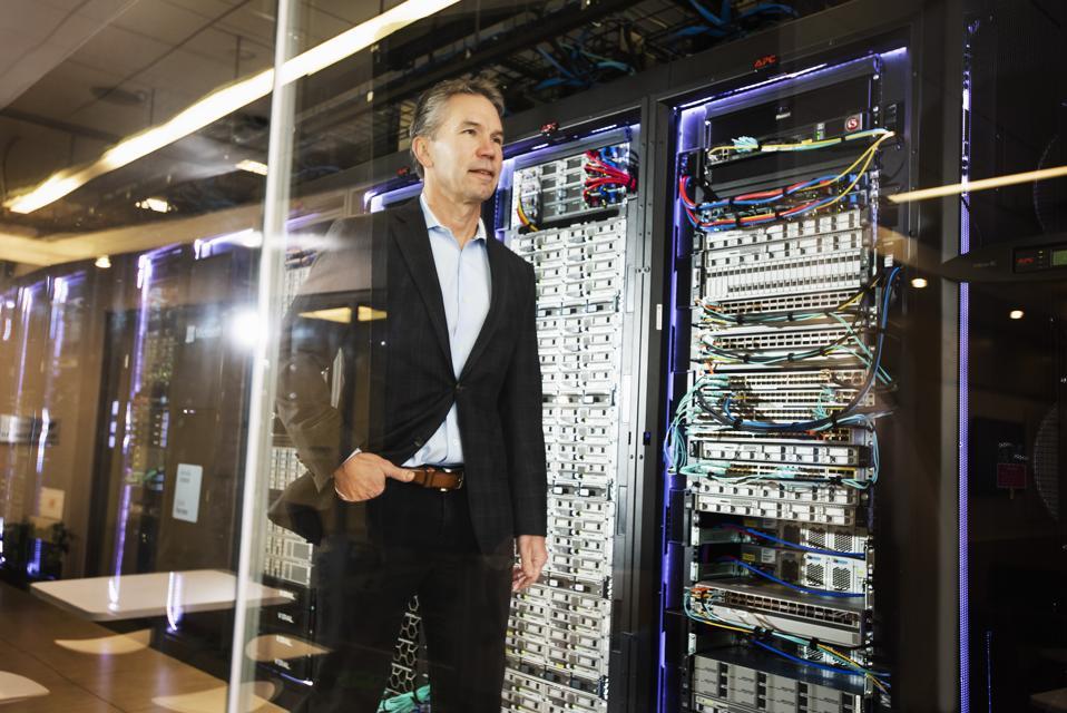 Jim Kavanaugh at World Wide Technology