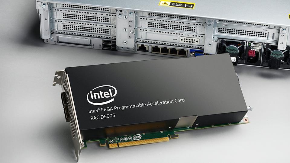 Intel Unveils New High-Performance Intel PAC D5005