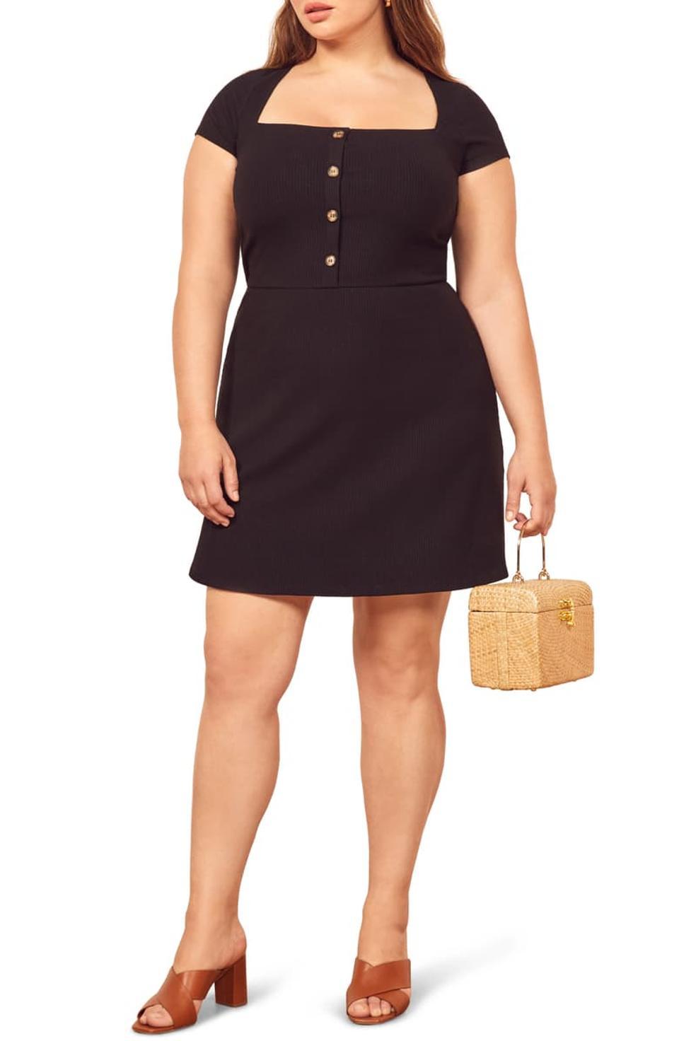 Reformation Lizzy Dress