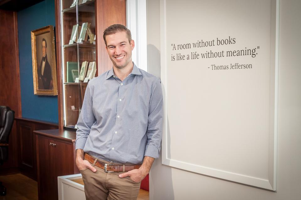 Dan Whitmore of Whitmore Rare Books