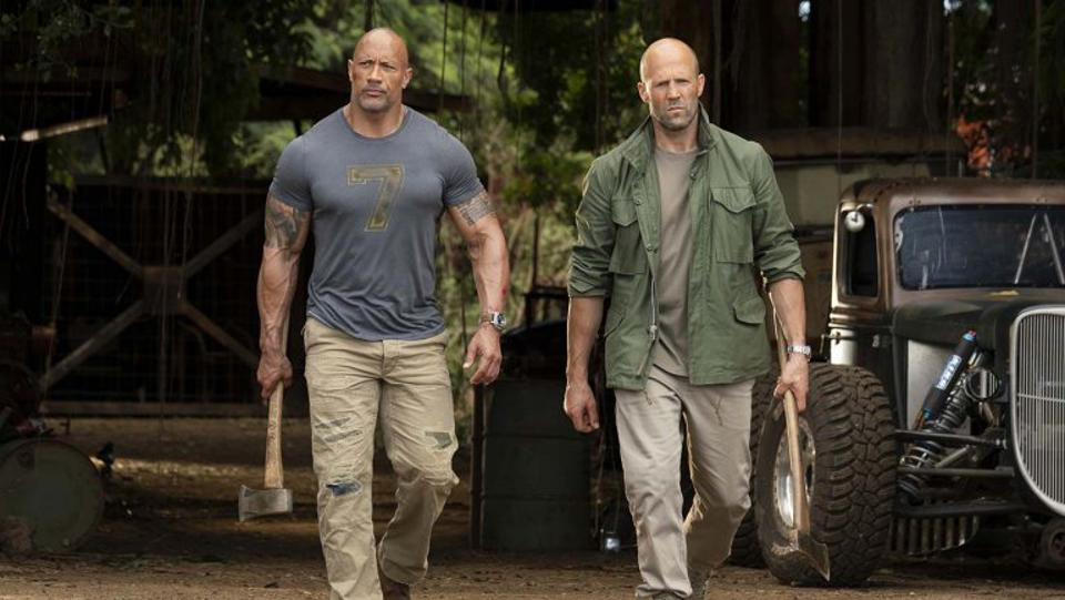 Box Office: Here's Why 'Hobbs & Shaw' Didn't Connect With Audiences