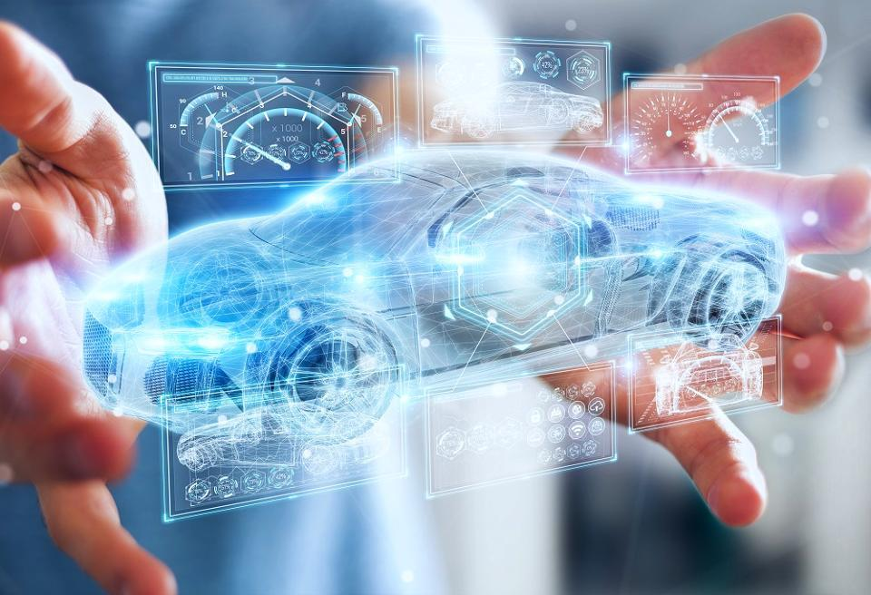 Is the future of automotive now in the hands of major technology firms?