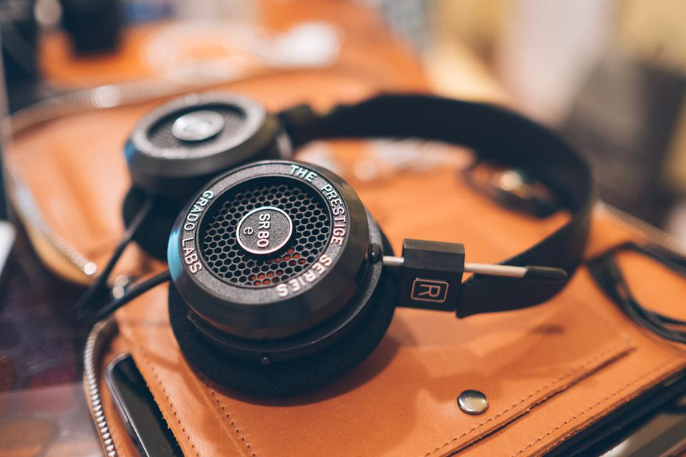 If Money's Tight And You Don't Want To Compromise On Sound, Grado's SR80e Are An Audiophile's Dream