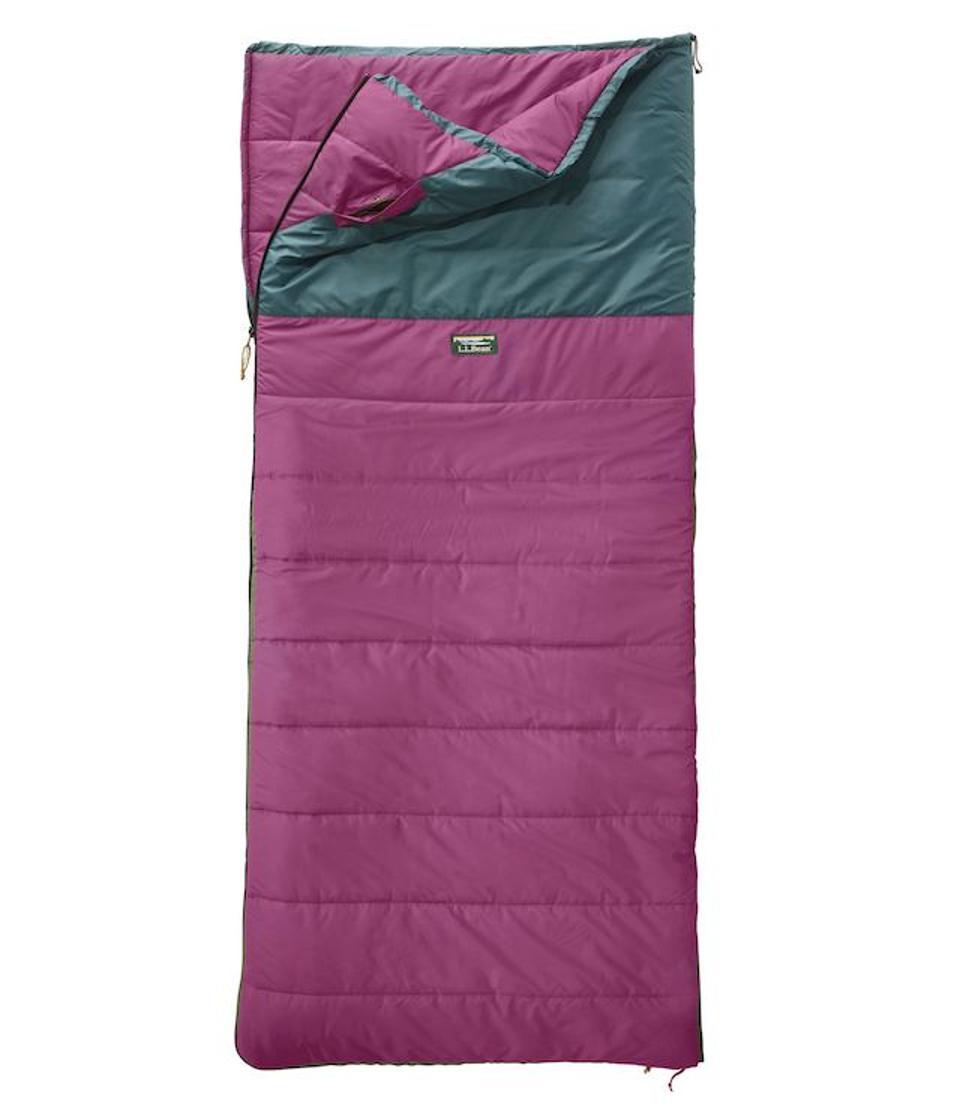 L.L. Bean Mountain Classic Camp Sleeping Bag