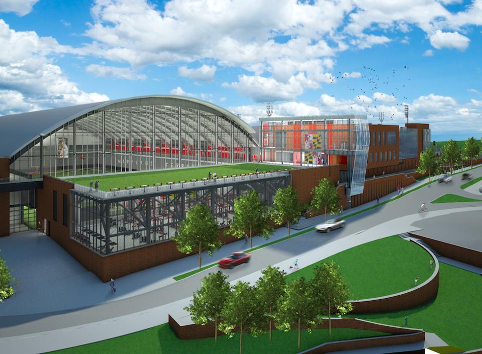MPower Maryland | University Of Maryland Merging Football ...