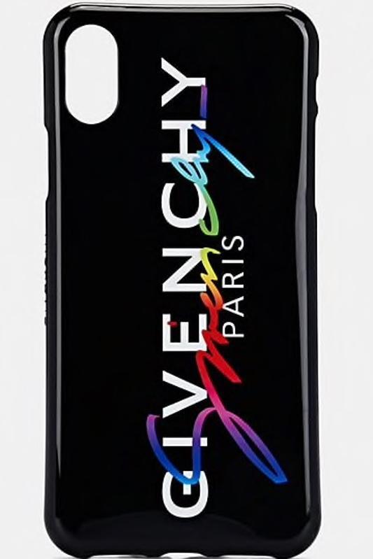 Givenchy Logo iPhone X/XS Case