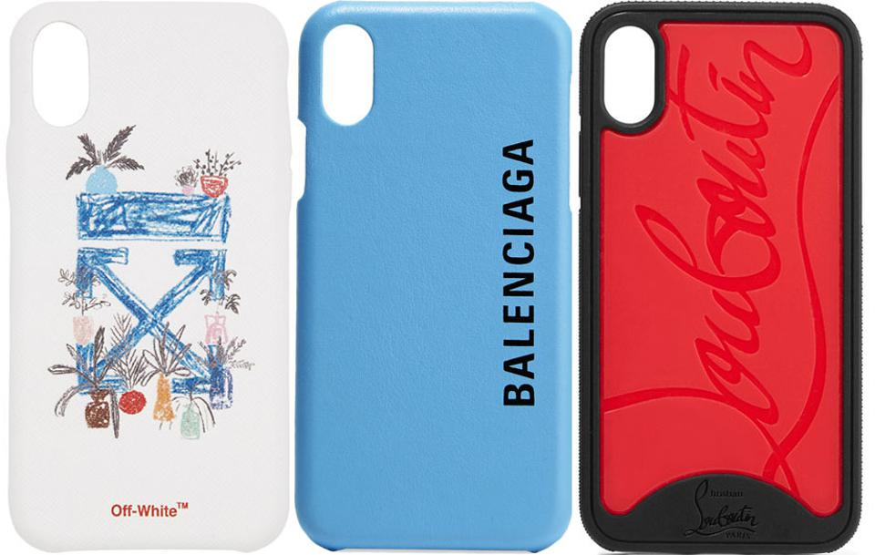Give your phone case the designer touch.