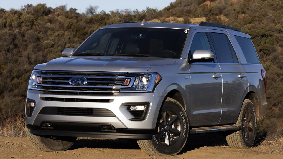 The full-size Ford Expedition SUV is being offered with the richest cash rebate among all 2019 vehicles this month/