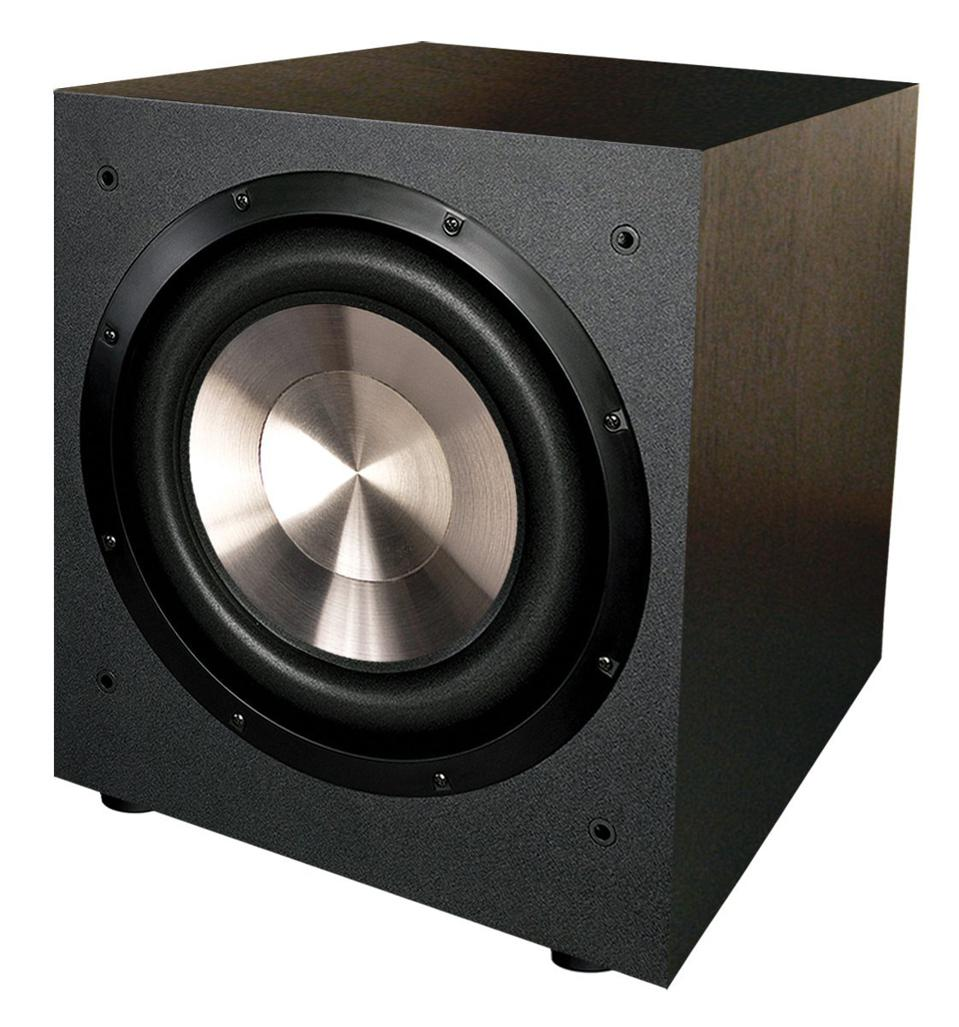10 Inch Subwoofer Amplifier Subwoofer For Home Powered Active 400 W Front Firing