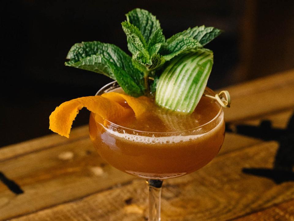 Mama Juan cocktail at Last Rites