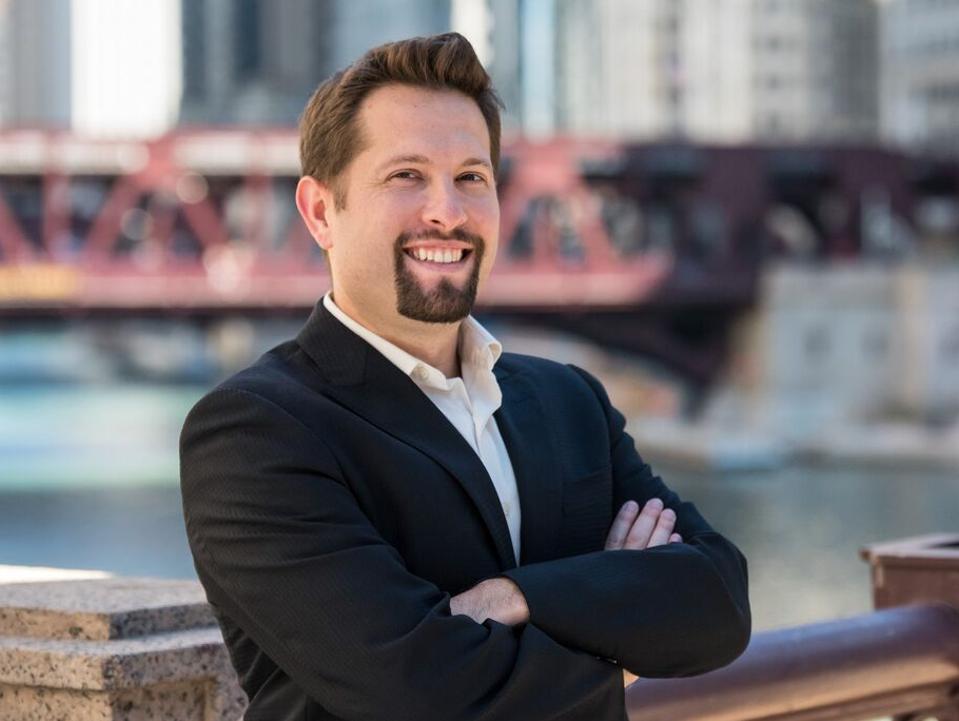 Level Ex founder and CEO Sam Glassenberg.