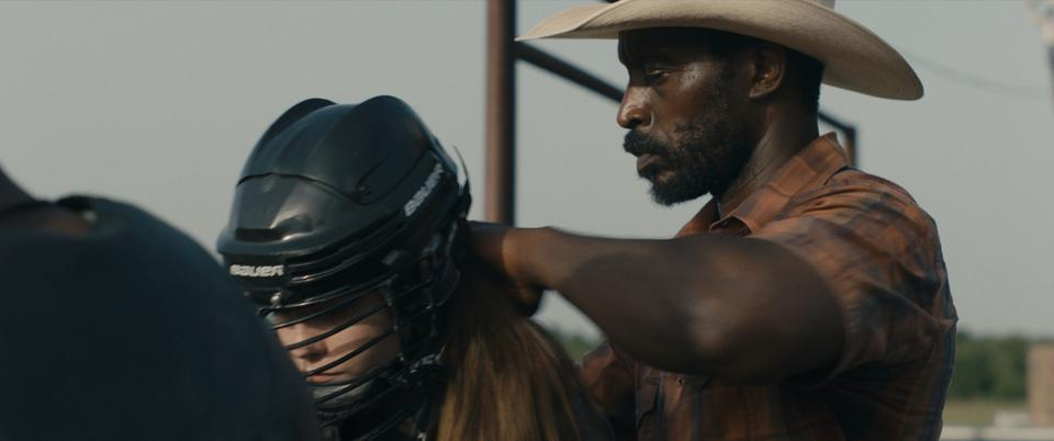 Bull, review, Cannes, Amber Harvard, Rob Morgan, Bert Marcus Film, racism, Texas, Trump