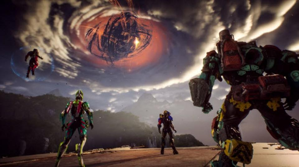 Anthem's Cataclysm Is Better Than You'd Think, Probably Not As Good