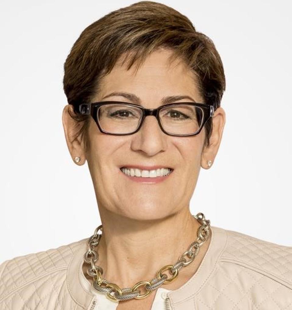 Meredith Verdone, CMO, Bank of America