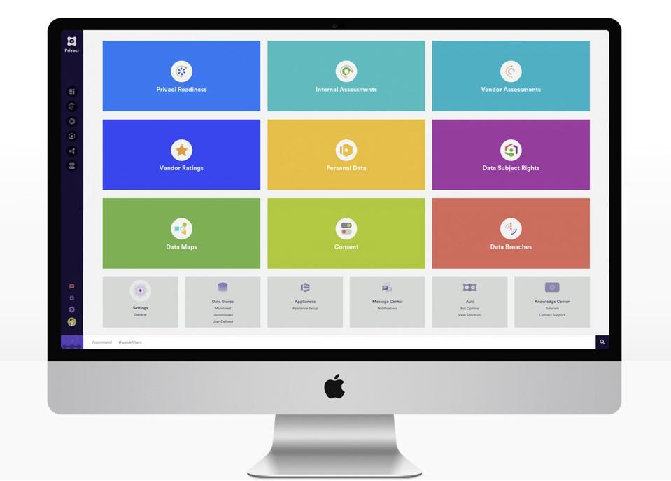 Securiti.ai PrivacyOps platform