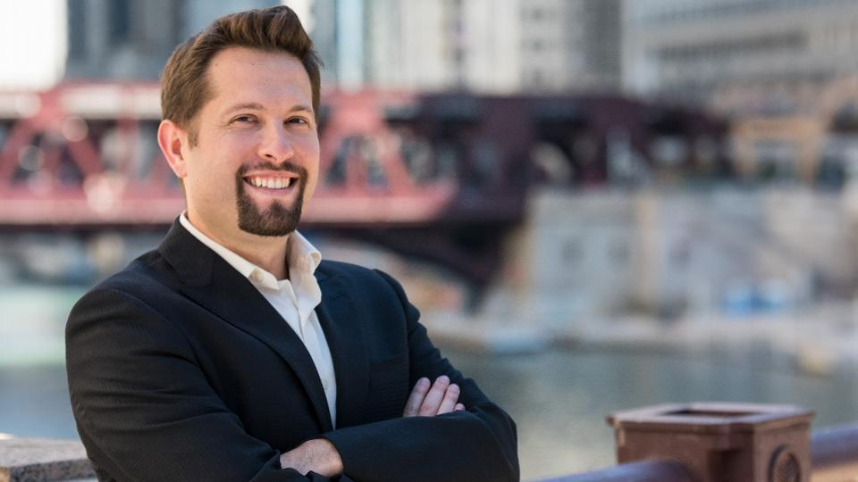 Sam Glassenberg, Founder and CEO, Level Ex