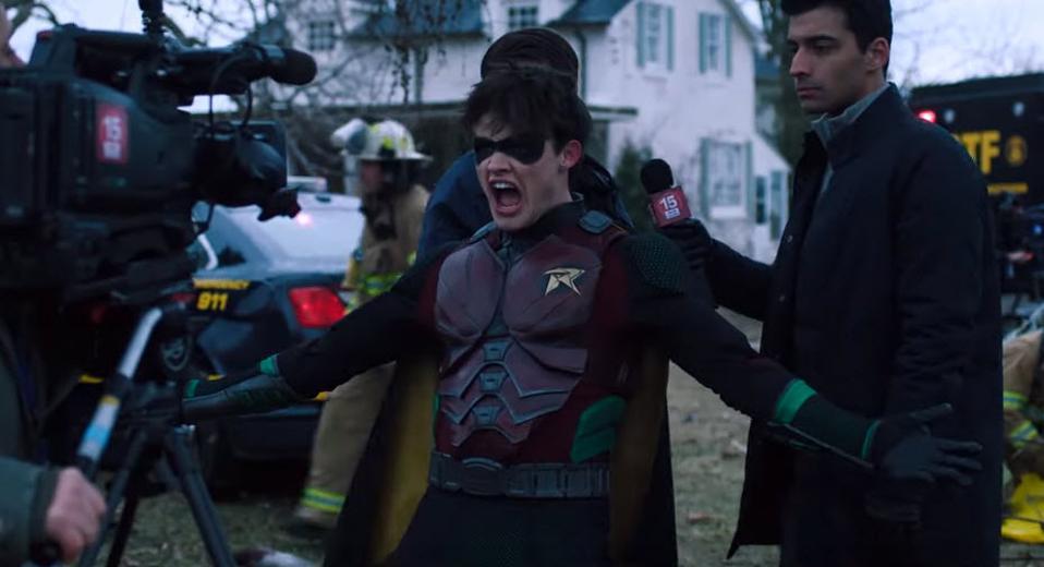 DC Universe's 'Titans' Season 2 Trailer Shows Off Bruce Wayne