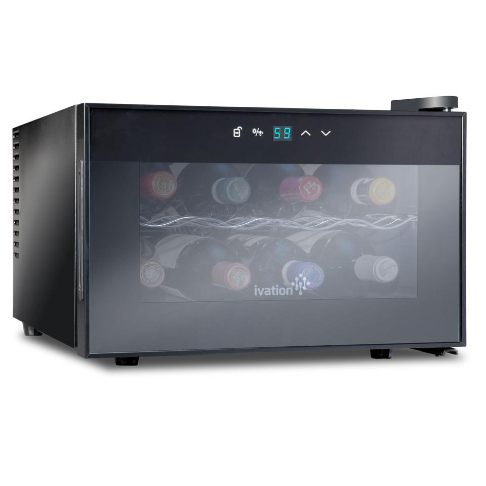 Ivation 8 Bottle Countertop Thermoelectric Wine Cooler
