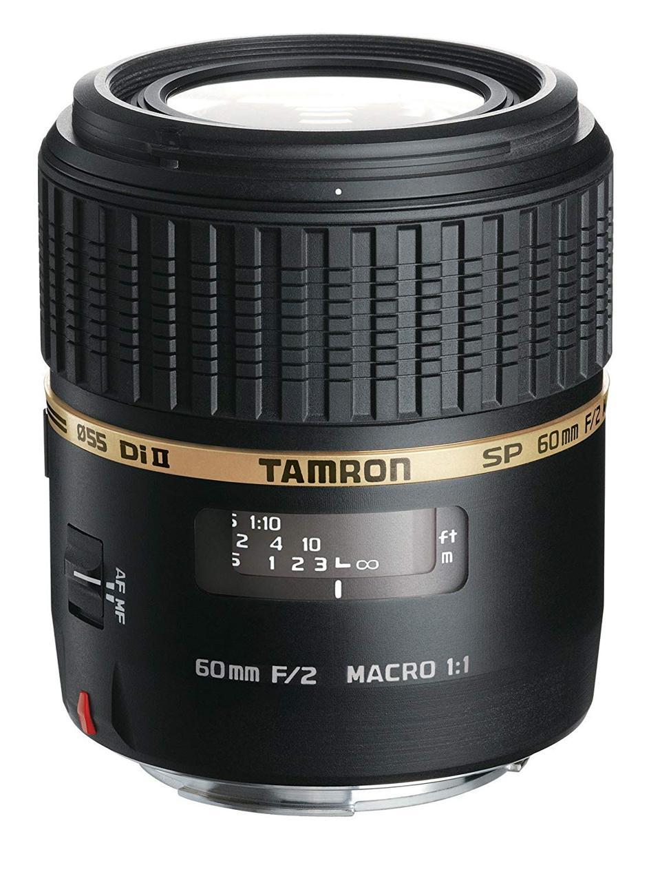 Tamron G0005 60mm f/2 macro lens