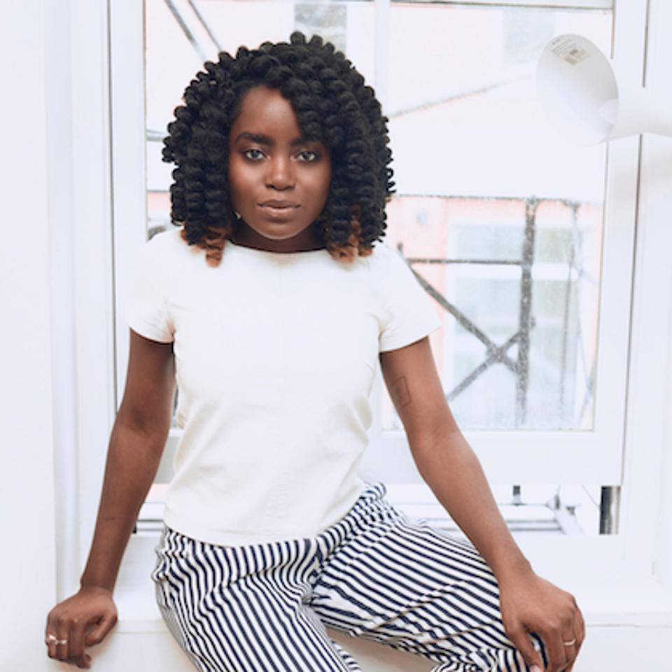 Mandi Nymabi, The Baalm CEO and Fresh Face author