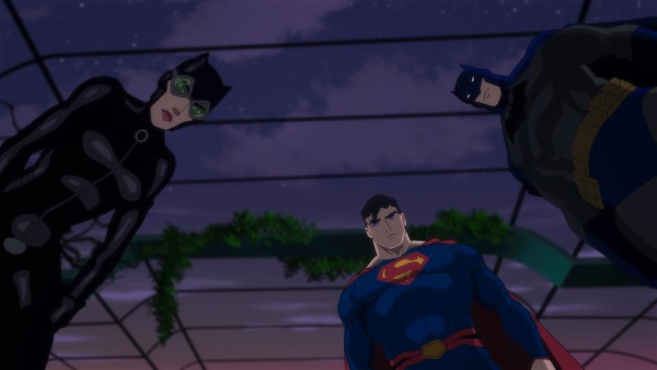 4k Review Batman Hush Changes The Story But Still Gets Batman Right