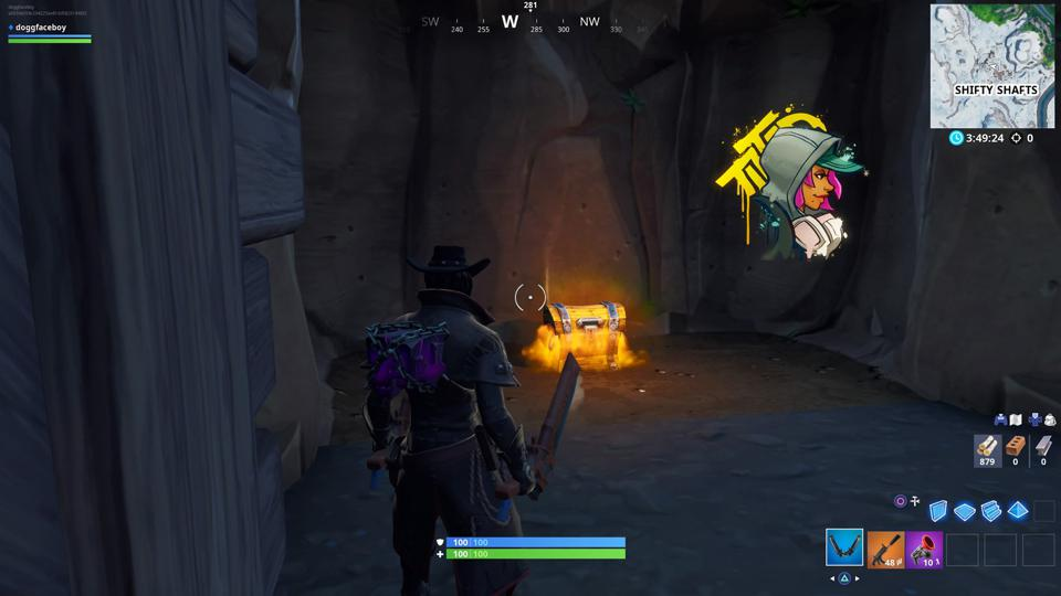 'Fortnite' Spraycan Locations: Where To Find 5 Lost ...