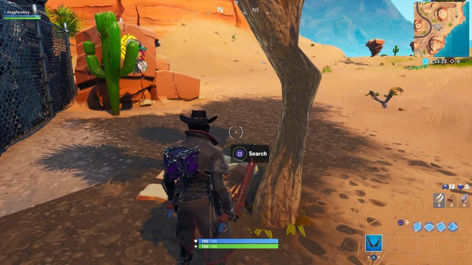 'Fortnite' Lost Spraycan Locations: Where To Find 5 Lost ...