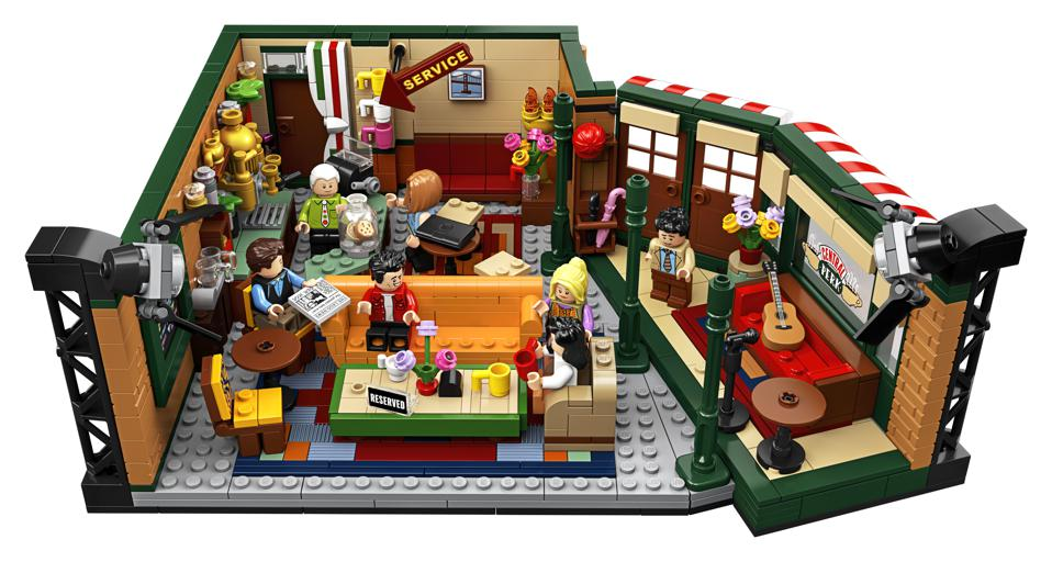Friends Central Perk LEGO