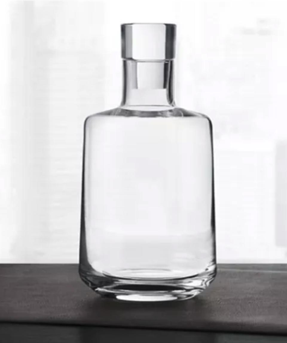 Hotel Collection Glass Decanter Created for Macy's