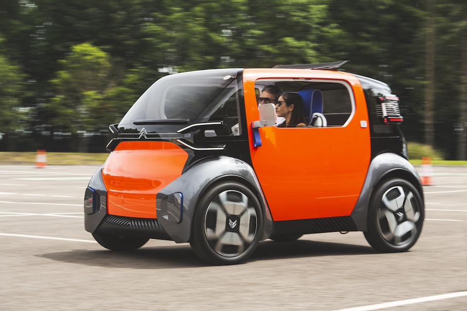 The Citroën Ami One