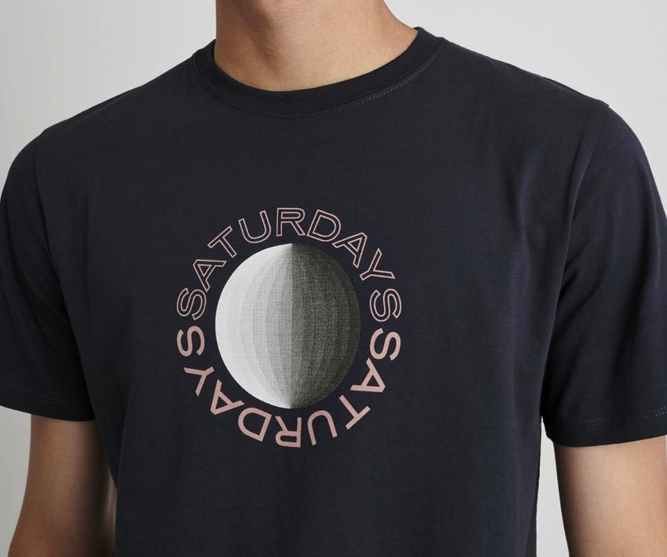 Moon Gradient T-Shirt