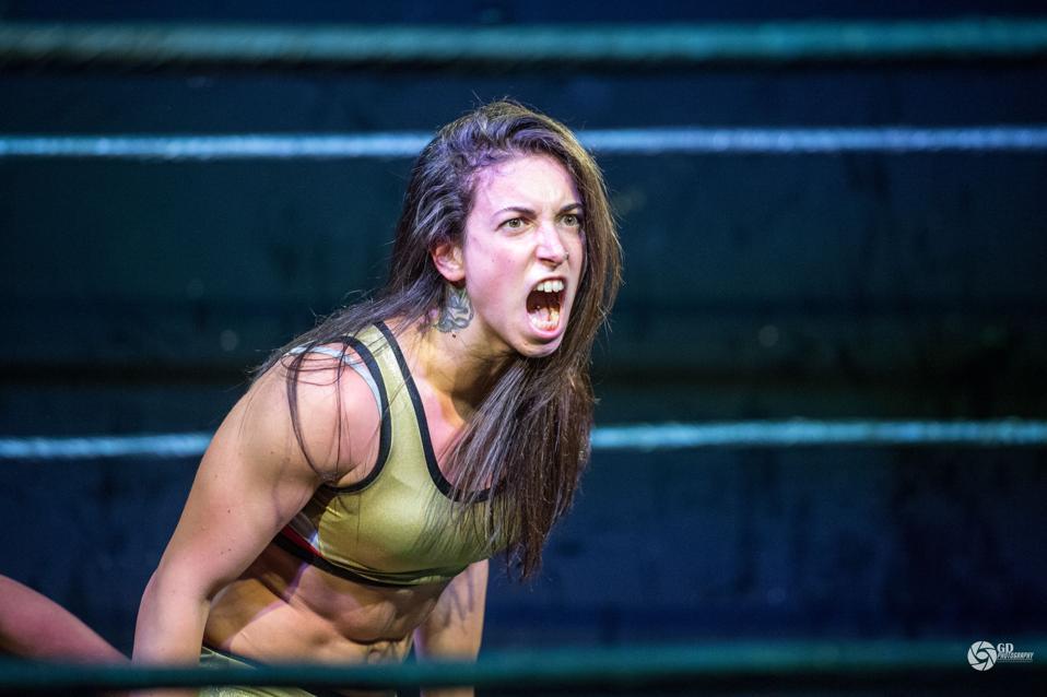 Women, Wrestlers, Entrepreneurs: Meet The Real-Life 'GLOW' Making