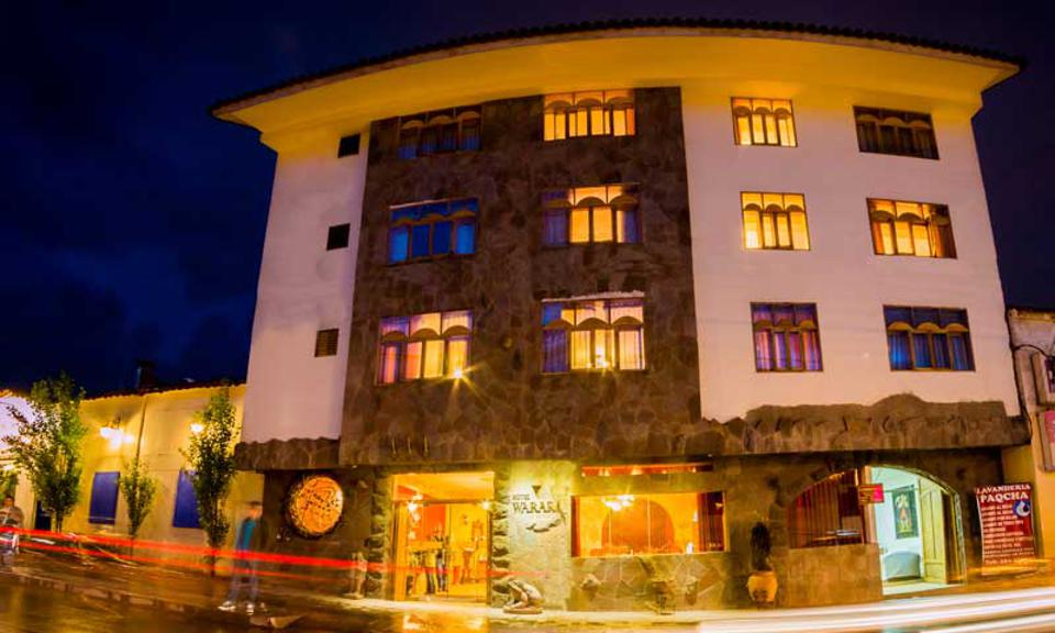 Hotel Warari Real
