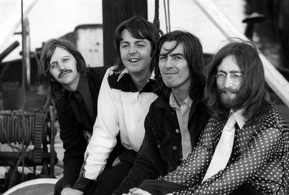 The Beatles, Twickenham, April 9, 1969