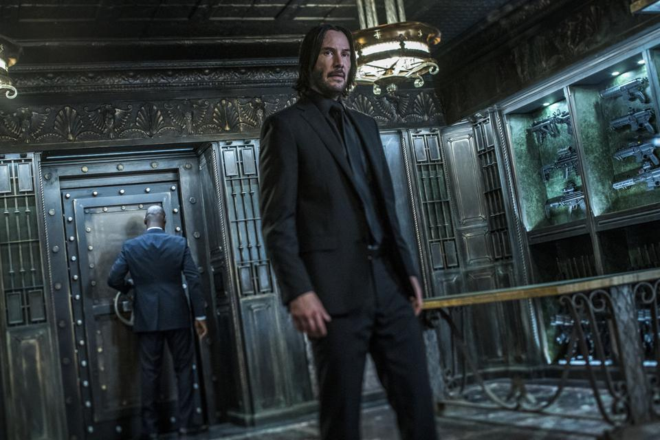 Box Office: Why Keanu Reeves' 'John Wick 3' Continues To Connect