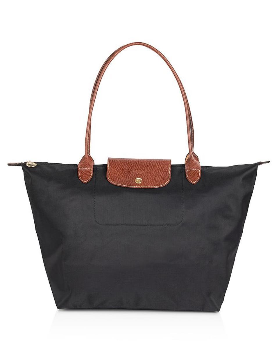 Longchamp Le Pliage Large Nylon Shoulder Tote Bag