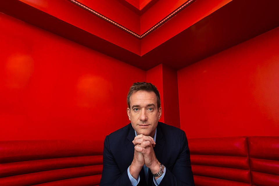 Matthew Macfadyen of HBO's Succession