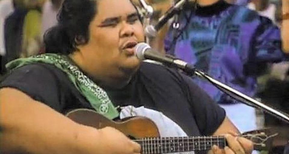 "Israel ""IZ"" Kaʻanoʻi Kamakawiwoʻole"
