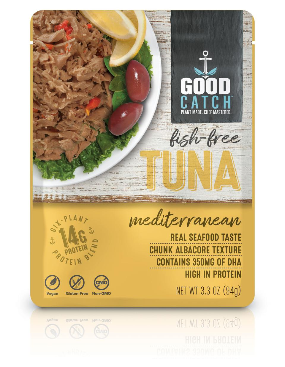 Good Catch Fish-Free Tuna