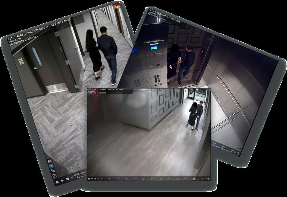 Surveillance of Richard Lliu