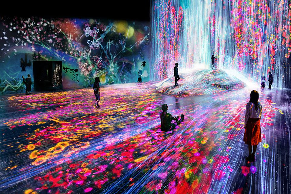 A World of Digital Art.